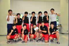 総合優勝女子106-1