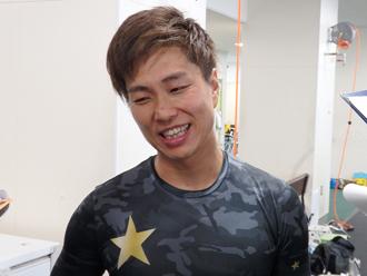 守澤太志選手