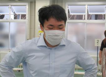 山田諒選手
