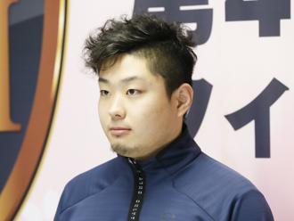 高橋晋也選手