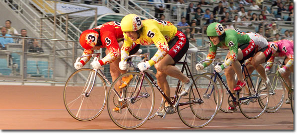 日韓対抗戦競輪