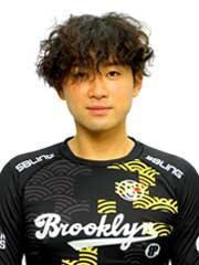 原田 礼選手