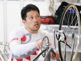 松岡健介選手