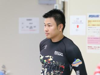 松本貴治選手