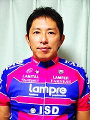 二塚 正裕選手の顔写真