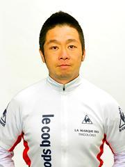 尾崎 剛選手の顔写真