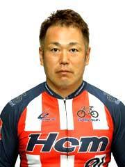 台 和紀選手の顔写真