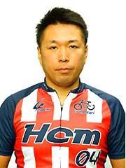 吉橋 秀城選手の顔写真