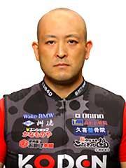 高瀬 卓選手の顔写真