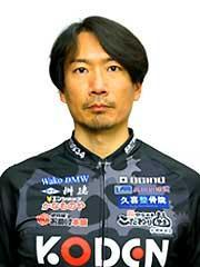 山中 孝一選手の顔写真
