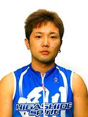服部 正博選手の顔写真
