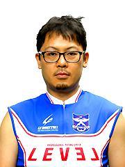 緒方 剛選手の顔写真