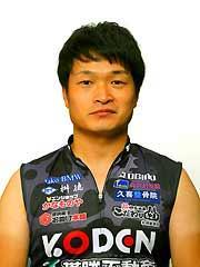 武笠 貴太選手の顔写真