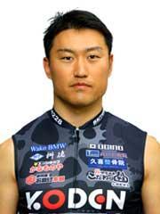 平原 啓多選手の顔写真