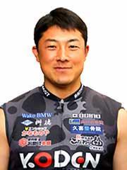 野中 祐志選手の顔写真