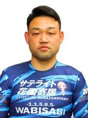 武藤 龍生選手の顔写真
