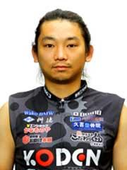 高橋 昇平選手の顔写真