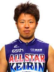 中田 健太選手の顔写真