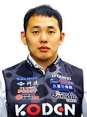 笠松 将太選手の顔写真