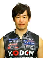高橋 泰裕選手の顔写真