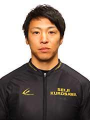黒沢 征治選手の顔写真